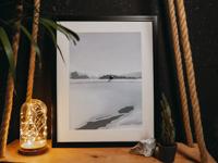 Ilustrácia Beliansky tajch 30x40cm 20€